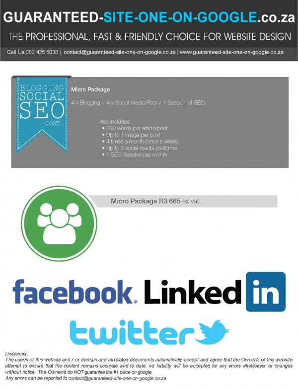 blogging social seo brochure page4